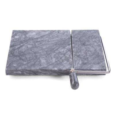 Gray Marble Cheese Board