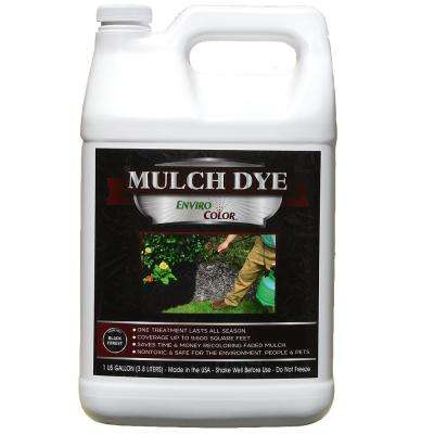 9,600 sq. ft. Black Forest - Black Mulch Colorant Concentrate