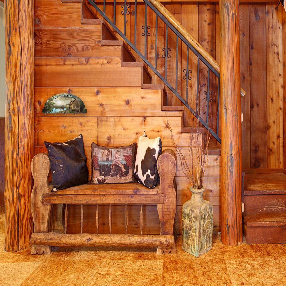 Cabin Steel Steel Key Rack by