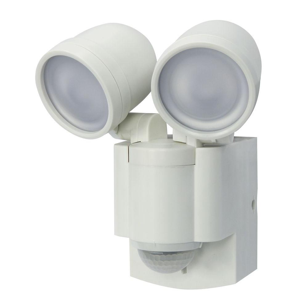 Motion Activated Outdoor Integrated Led