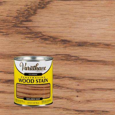 1 qt. Golden Oak Classic Wood Interior Stain