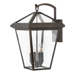 Alford Place 4-Light Oil Rubbed Bronze LED Outdoor Wall Sconce