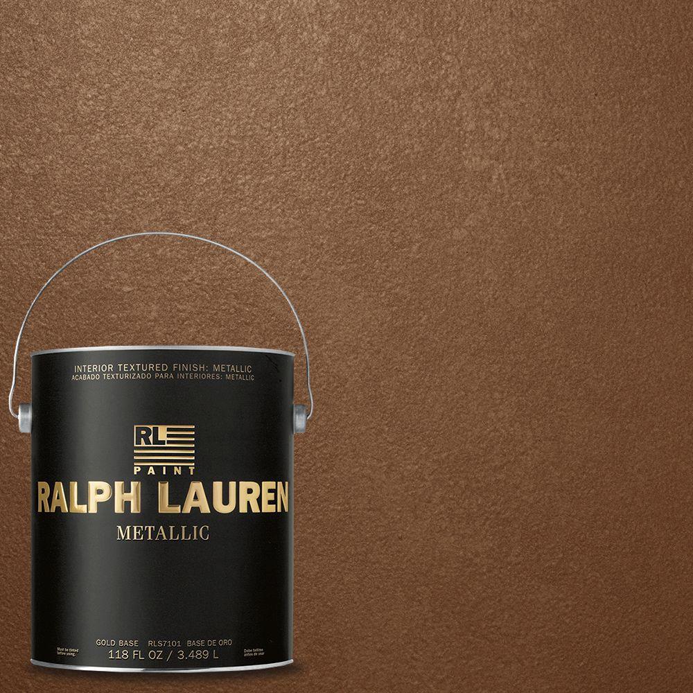 Ralph Lauren 1-gal. Gilt Bronze Gold Metallic Specialty Finish Interior Paint