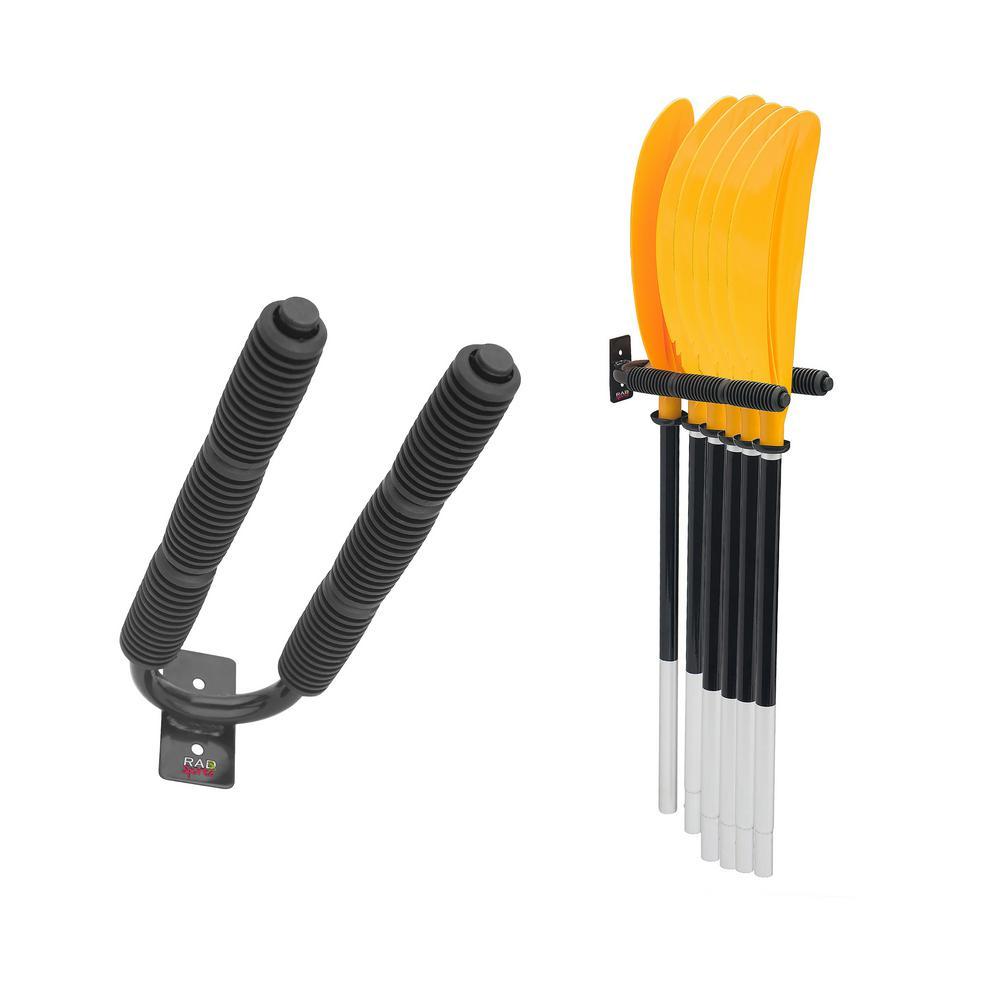 2-Paddle Kayak Oar Hanging Rack (6-Pack)