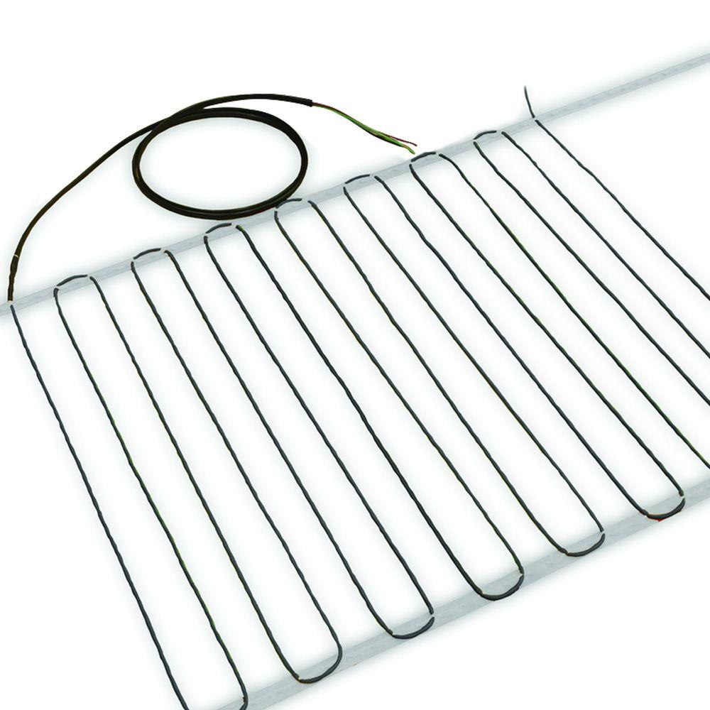 True Comfort 351 ft. 240-Volt Floor Heating Cable (Covers up to 119 sq. ft.)