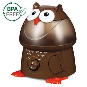 Crane 1 Gal. Cool Mist Humidifier, Owl by Crane