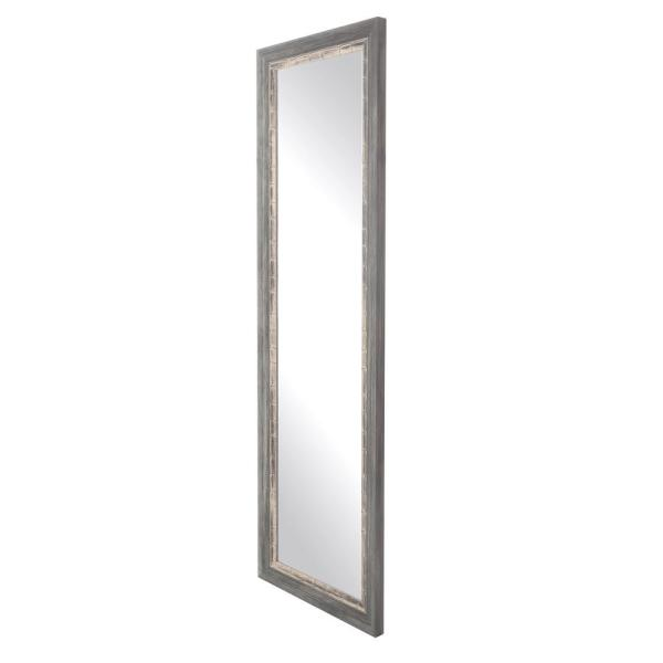 Brandtworks Weathered Harbor Full Length Wall Mirror Bm21thin