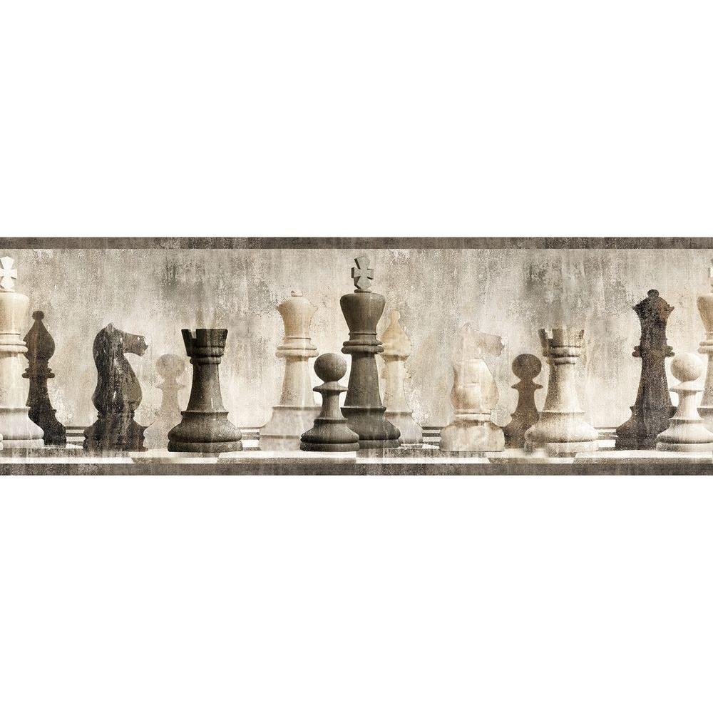 Chesapeake Albert Chess Wallpaper Border Man01842b The
