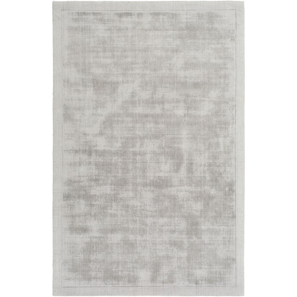 Artistic Weavers Silk Route Rainey Gray 8 ft. x 10 ft. Indoor Area Rug