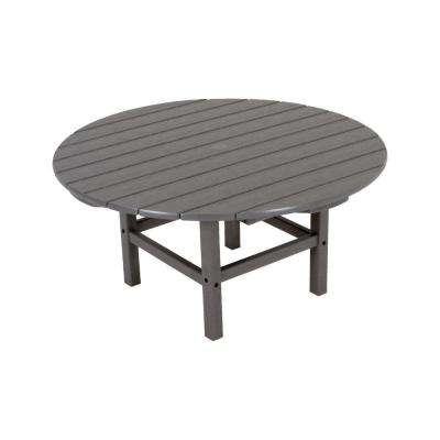Round Patio Conversation Table