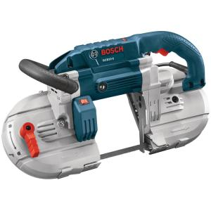 Bosch 10 Amp Variable Speed Portable Band Saw by Bosch