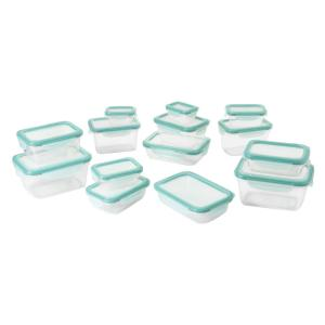 OXO Good Grips 28-Piece Smart Seal Plastic Container Set by OXO