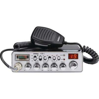 40-Channel CB Radio with SWR Meter