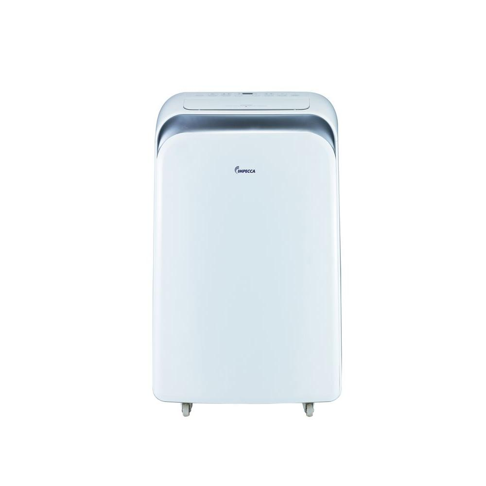 14000 BTU Heat and Cool Portable Air Conditioner with Electronic Controls,
