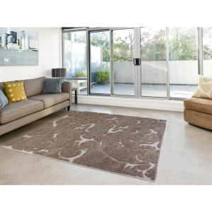 Home Dynamix Canyon Beige 7 ft. 10 inch x 10 ft. 2 inch Indoor Area Rug by Home Dynamix