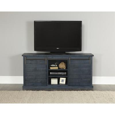 4 Blue Tv Stands Living Room Furniture The Home Depot