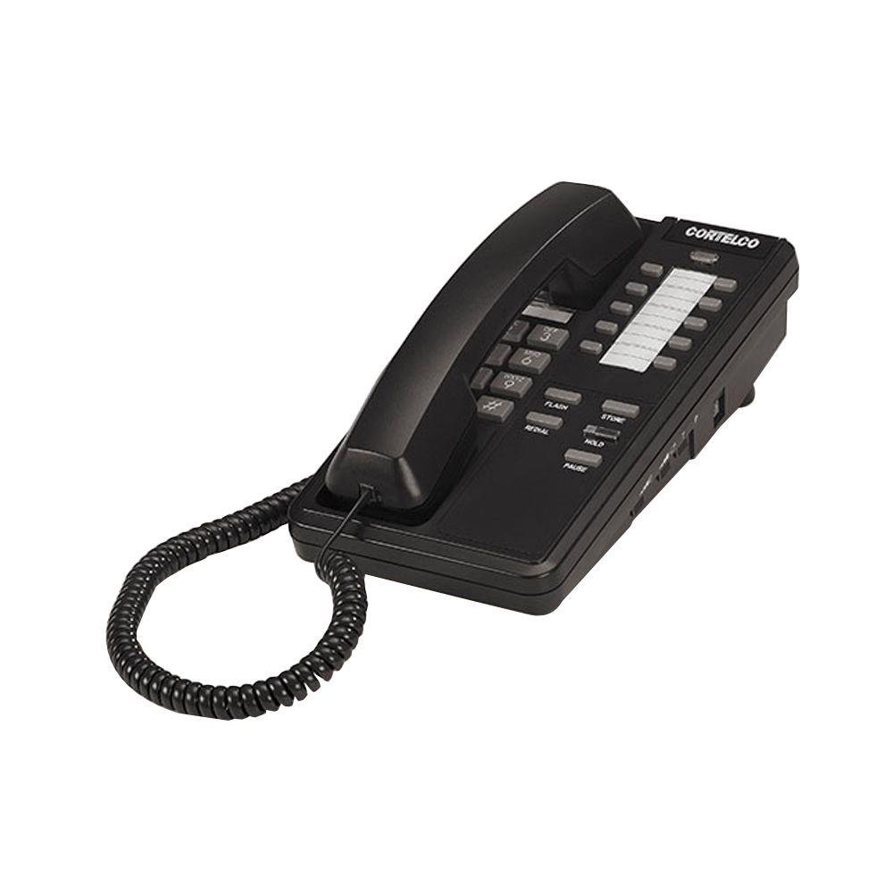 Patriot II Corded Telephone with Memory - Black