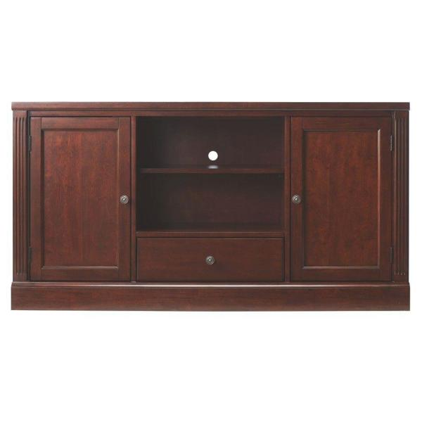 Hillsdale Furniture Edinburgh Espresso Modular TV Stand