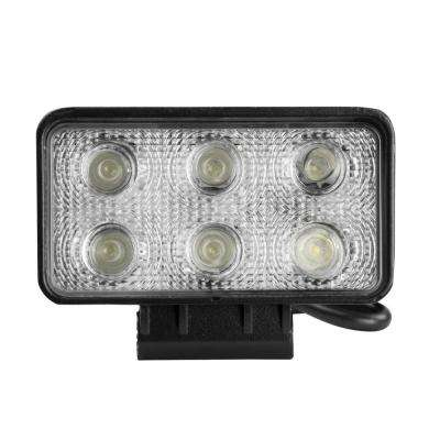 LED 4.5 in. x 2.5 in. Rectangular Utility Light