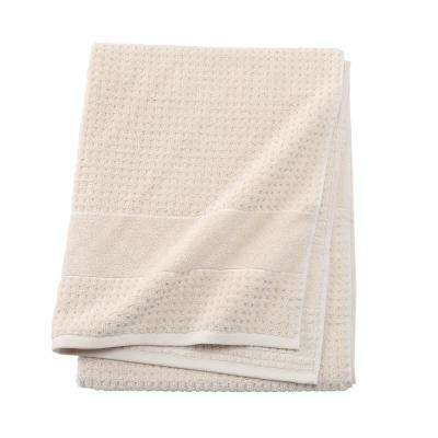 Fairhope 1-Piece Turkish Bath Towel in Latte