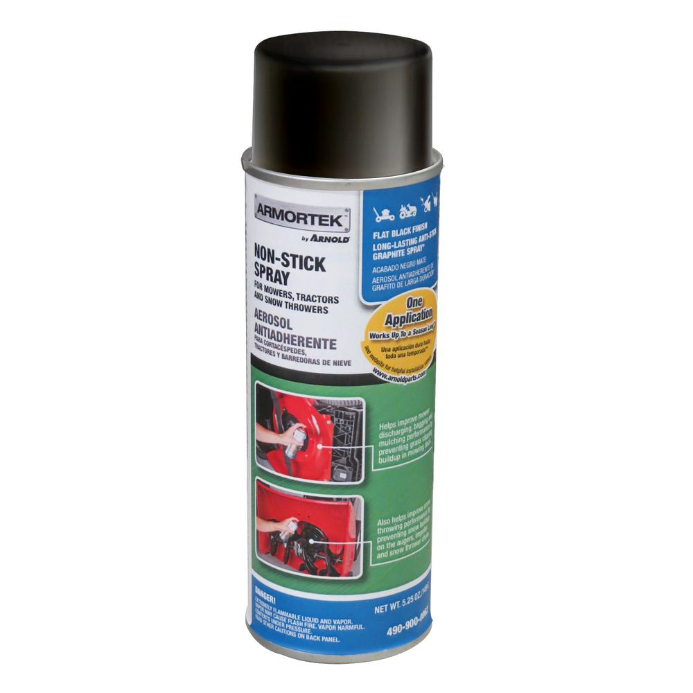 Armortek Non-Stick Outdoor Power Equipment Spray