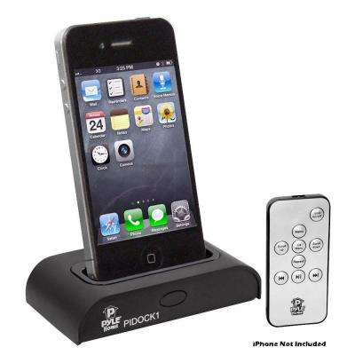 Universal iPod/iPhone Docking Station For Audio Output Charging - Sync with iTunes And Remote Control