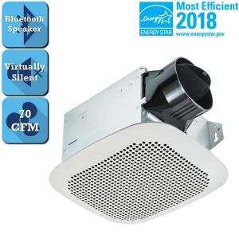 Delta Breez Integrity Series 70 Cfm Ceiling Bathroom