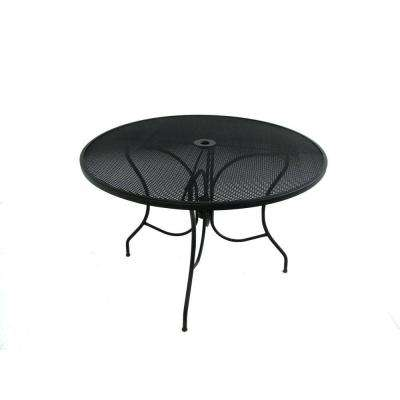 Jackson 44 in. Round Patio Dining Table
