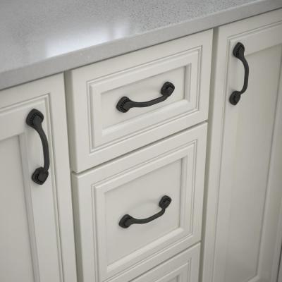 3 In Drawer Pulls Cabinet Hardware The Home Depot