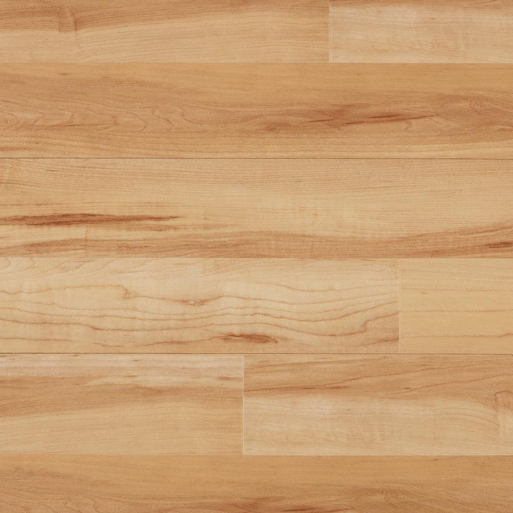 Santa Fe Maple 7.5 in. x 47.6 in. Luxury Vinyl Plank