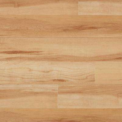 Santa Fe Maple 7.5 in. x 47.6 in. Luxury Vinyl Plank Flooring (24.74 sq. ft. / case)