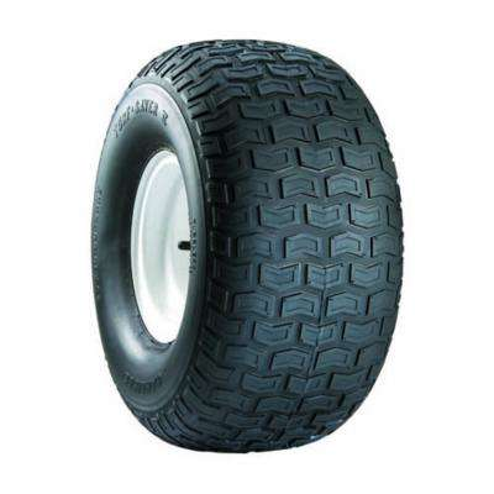Turf Saver II 15X6.00-6/2 Lawn Garden Tire (Wheel Not Included)