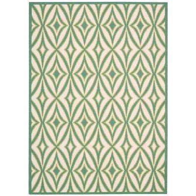 Centro Carnival 5 ft. x 7 ft. Indoor/Outdoor Area Rug