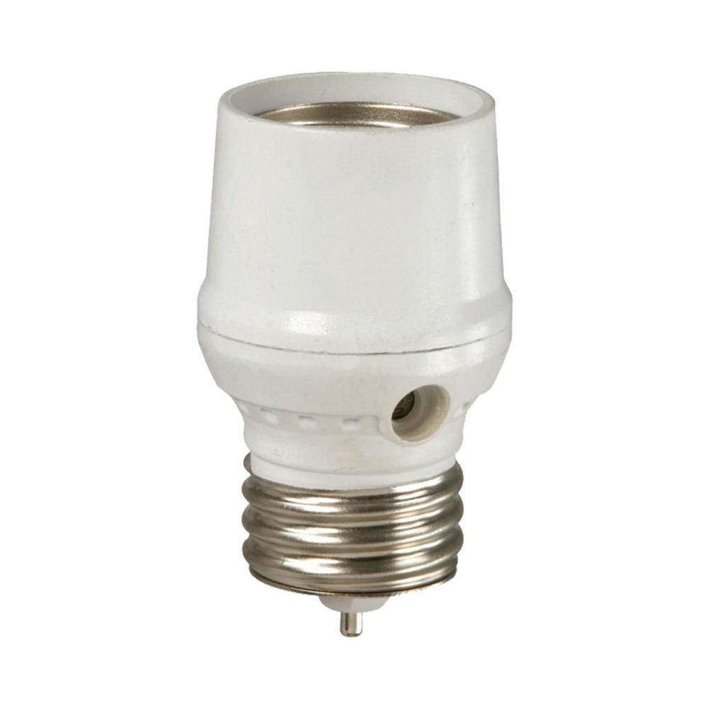 CFL/LED Dusk to Dawn Light Control, White