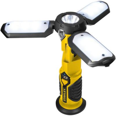 Rechargeable 400 Lumens LED Satellite Work Light with USB Charger