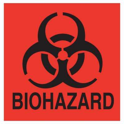 Bio-Hazard Decal