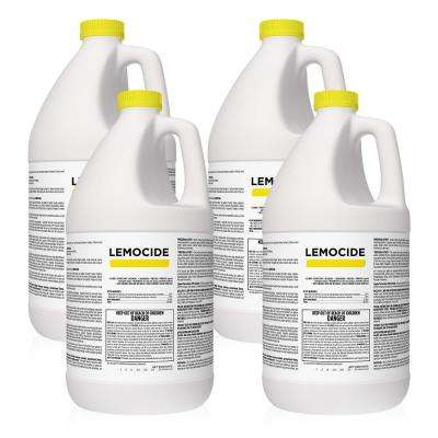 4 Gal. Case Lemo-Cide Disinfecting Mildew Virus and Mold Killer