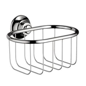 Hansgrohe Axor Montreux Wall-Mounted Soap Dish in Chrome by Hansgrohe