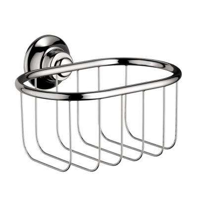 Axor Montreux Wall-Mounted Soap Dish in Chrome
