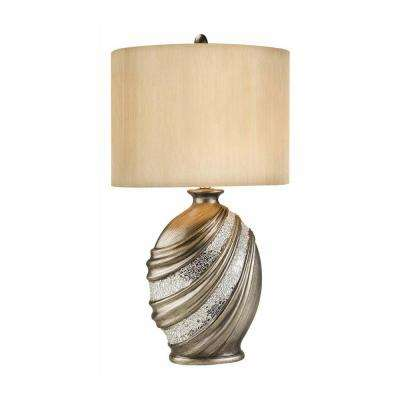 30.5 in. Antique Brass Andromeda Table Lamp