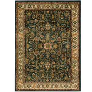 Mariah Sapphire 8 ft. x 10 ft. Area Rug