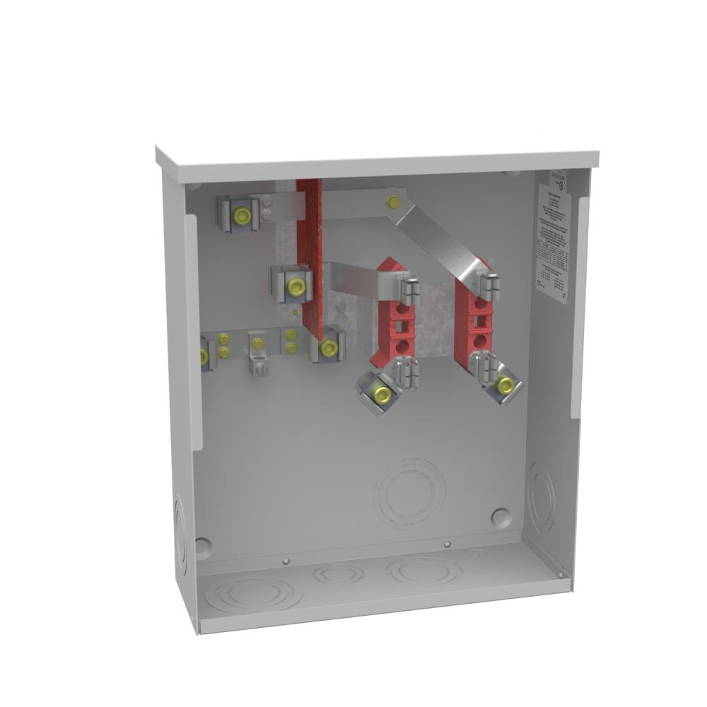 200 Amp Ring-Type Underground Meter Socket