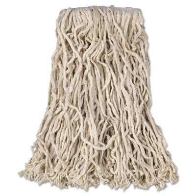 Economy Cotton Mop with 1 in. Headband Case of 12