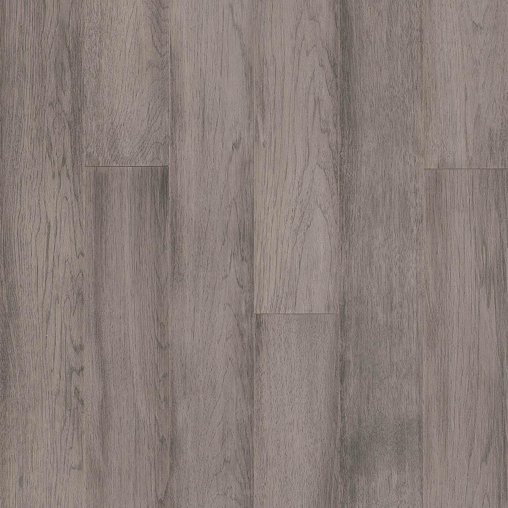 Bruce Bruce Hydropel Hickory Light Gray 7/16 in. T x 5 in. W x Varying Length Waterproof Engineered Hardwood Flooring (22.6 sq. ft.)