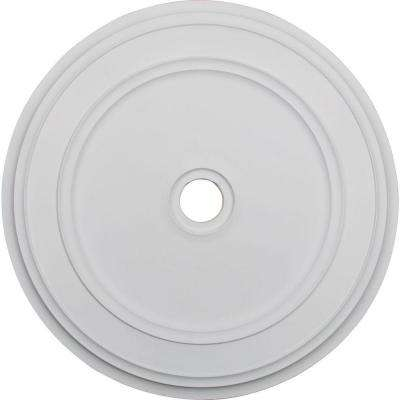 41-1/8 in. x 41-1/8 in. x 2-1/8 in. Polyurethane Classic Ceiling Medallion