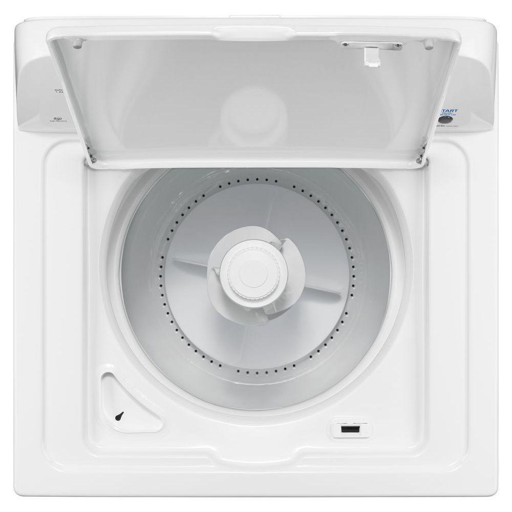3.5 cu. ft. White Top Load Washing Machine