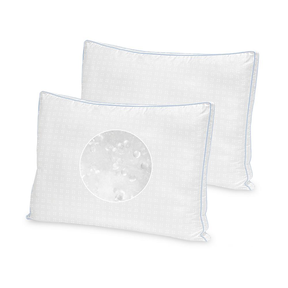 Gel Fusion Jumbo Pillow (Set of 2)