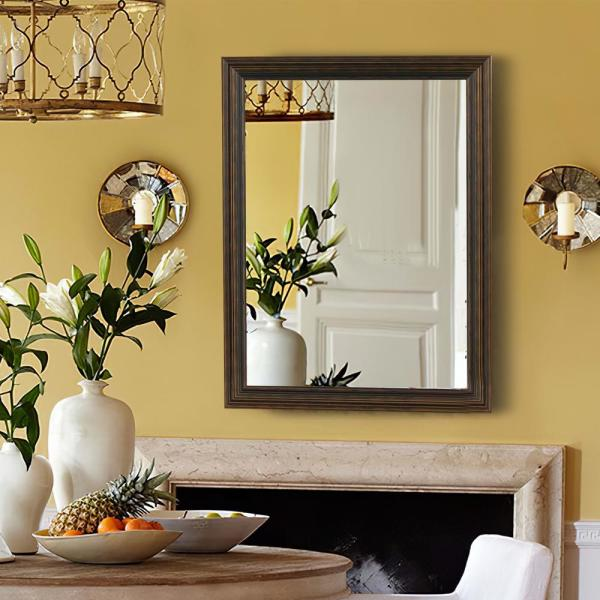 Unbranded Classic Retro Large Wall Mirror In Living Room Walkway Jj00961zzp The Home Depot
