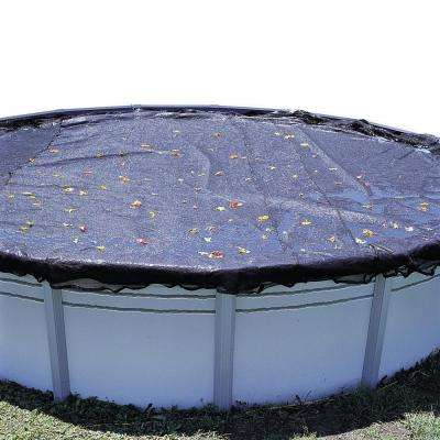 18 ft. Round Above Ground Swimming Pool Leaf Cover