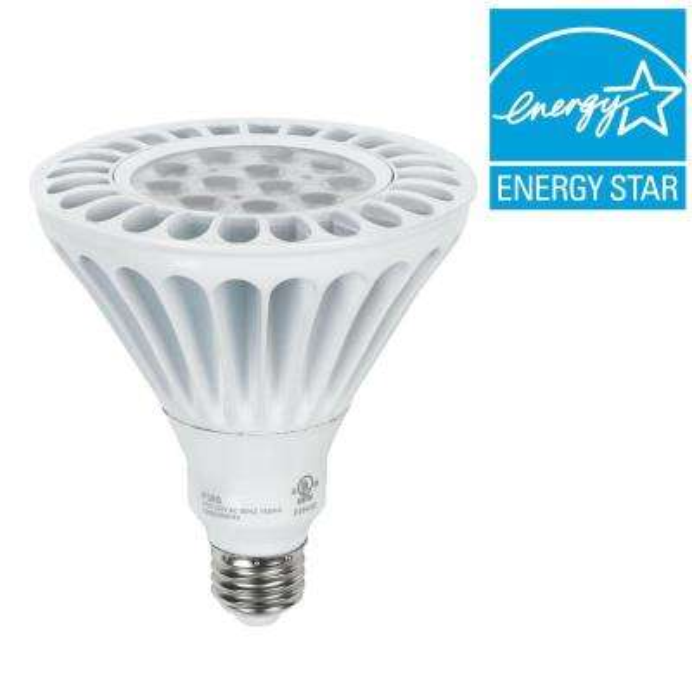 85W Equivalent Bright White PAR38 Dimmable LED Spot Light Bulb